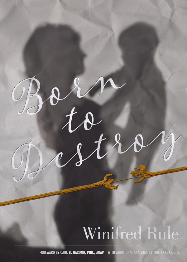 Born to Destroy Book Cover