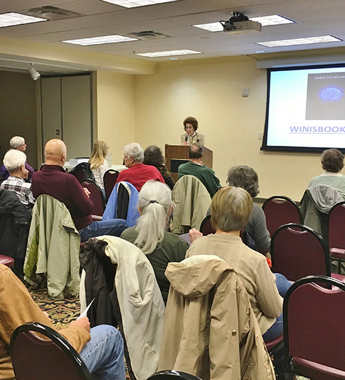 Rocky River Library Presentation
